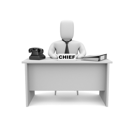 chief: People at work