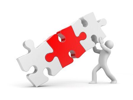 link building: Success concept