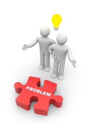 troubleshooting: Idea Stock Photo