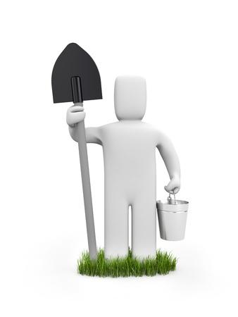 manual worker: Manual Worker