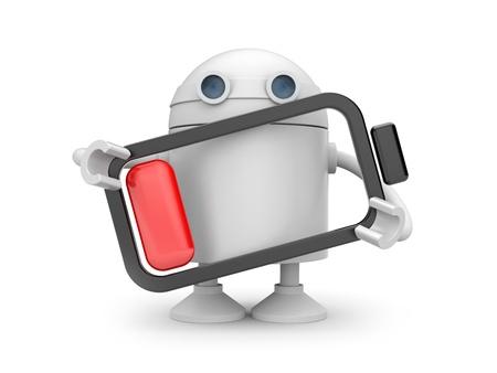 jackplug: New technologies metaphor  Isolated on white