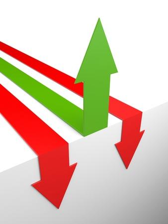 regress: Success concept