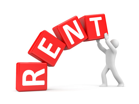 the occupant: Rent
