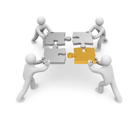 interraction: Success concept