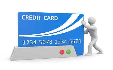 cardholder: Finance concept