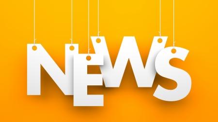 Nachrichten Standard-Bild - 25301488
