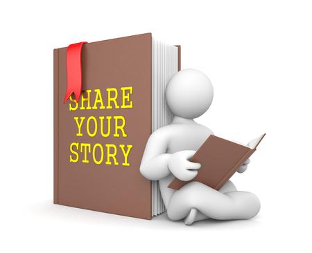 Comparta su historia