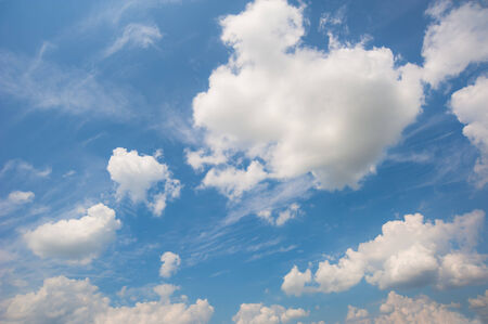 Sky. Just photo of beautiful sky Stock Photo - 26681481