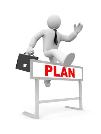 Plan photo