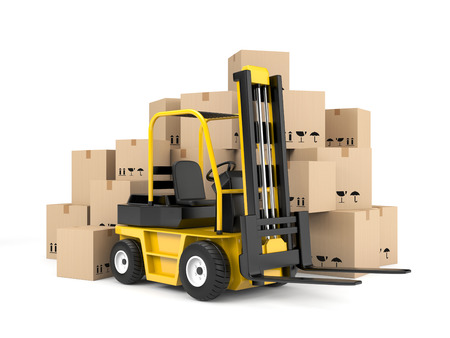 lift truck: Transportation and shipping