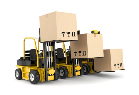 Transportation and shipping photo