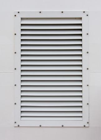 aeration: Ventilation on a cruise ship Stock Photo