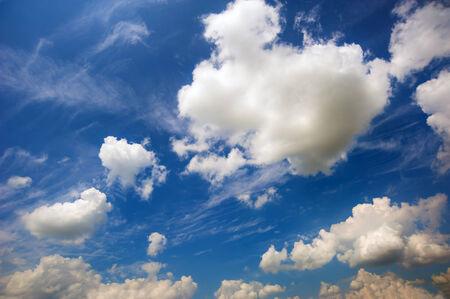 Sky  Just photo of beautiful sky Stock Photo - 27448499