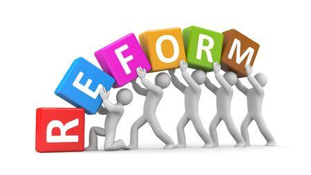 reformation: Reform