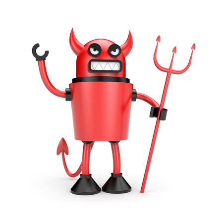 devi: Robot as Devi