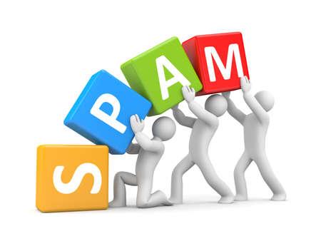 disallowed: SPAM Stock Photo