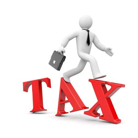 taxation: Taxation Stock Photo