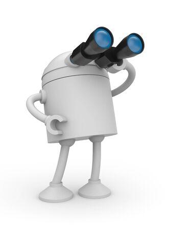 beholder: New technologies metaphor
