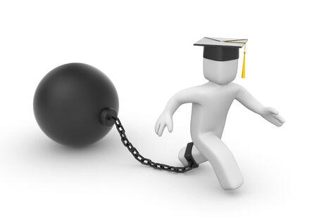 unchain: Education concept