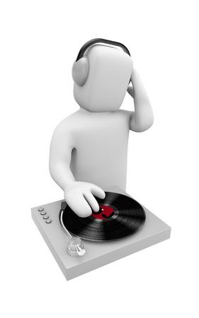 remix: DJ work