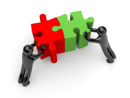 team hands: Partnership