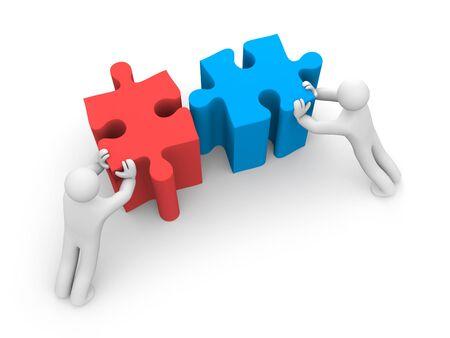 ladder of success: Partnership