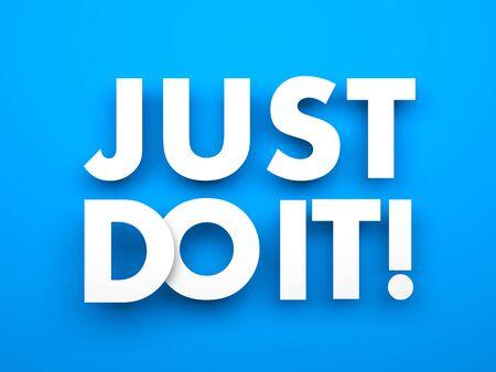 you can: Puedes hacerlo! Imagen conceptual del negocio