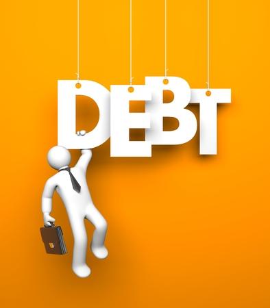 backlog: Budget. Business metaphor. Conceptual image Stock Photo