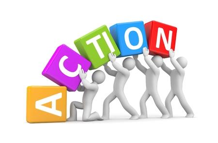plan de accion: Acción