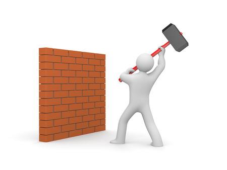 barriers: Breaking barriers