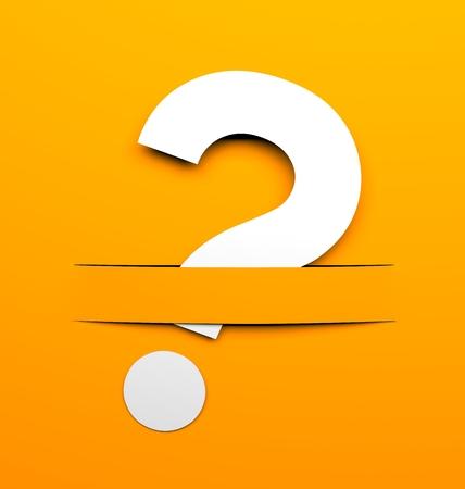 preguntando: Imagen conceptual. Firmar y símbolos Foto de archivo