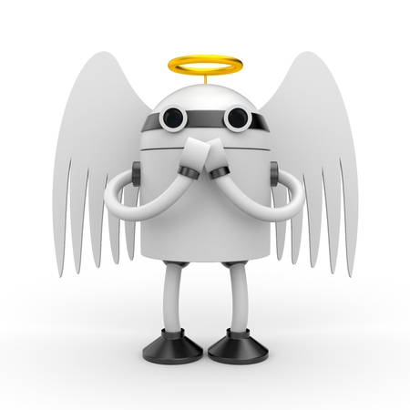 gabriel: Robot angel