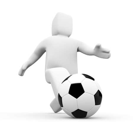 soccer: soccer Stock Photo