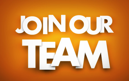 our: Join our team - call for action