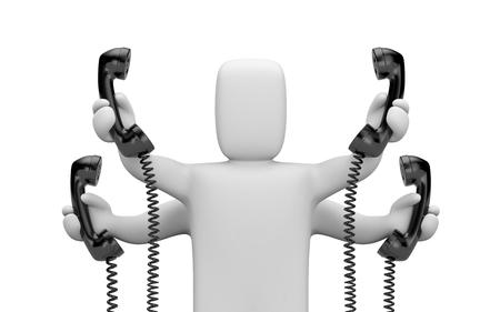 too many: Too many calls - job search