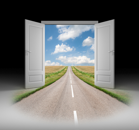 dream vision: Opened the door to a new reality