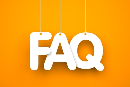 Frequently asked questions or FAQ