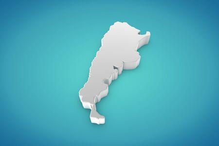 Argentine Map