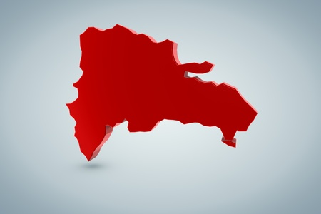 dominican: Dominican Map