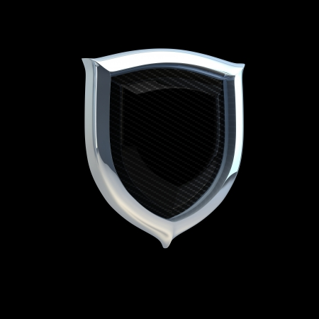 defend: Guard Icon Stock Photo