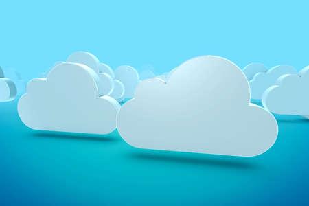 Cloud photo
