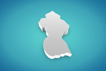 Guyana: Guyana Map
