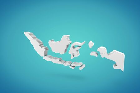 Indonesia Map photo