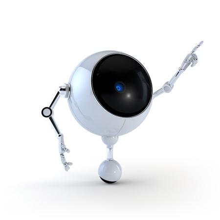 collectible: Robot Stock Photo