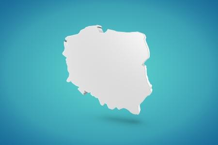 Pologne Carte