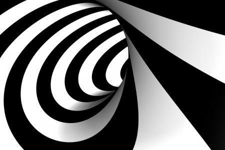 3D Spiral  photo