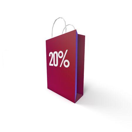 Shopping Bag Stock Photo - 14912027