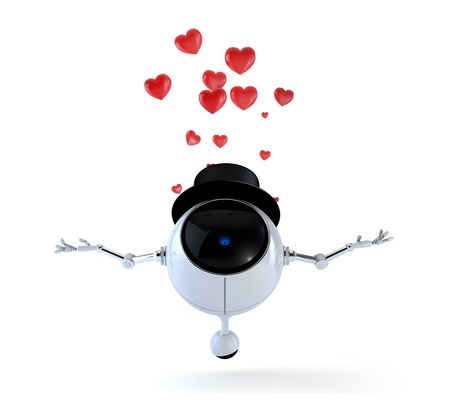 Politic Robot Love photo