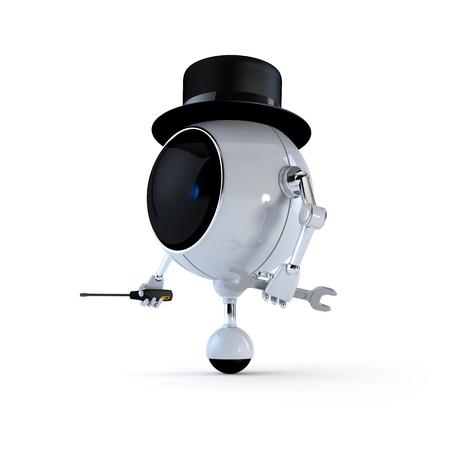 Politic Robot photo