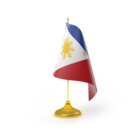 Rendu Philippines D�tail Drapeau